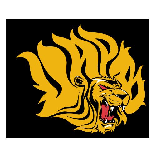 AR-Pine Bluff Golden Lions logo