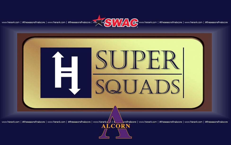 Alcorn State Super Squad Banner