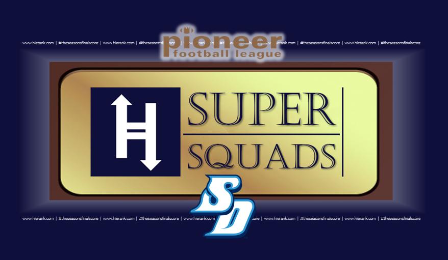 Pioneer League Super Squad Banner