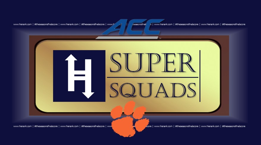 We Ranked the ACC Football Programs in Recent Memory